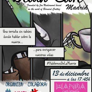 #HABLEMOSDELAMUERTE en Madrid