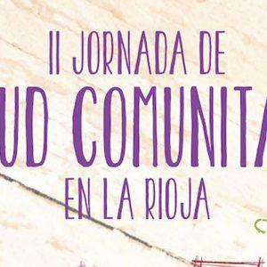 #FFPACIENTE EN EL II CONGRESO DE SALUD COMUNITARIA EN LOGROÑO