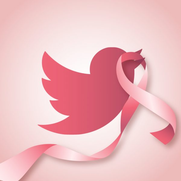 Twitter: un aliado en la lucha contra el cáncer de mama.
