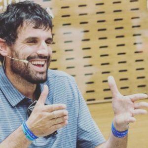 Asier de la Iglesia: «Es muy importante que en Redes Sociales pensemos en los recién diagnosticados y cuidemos el mensaje»