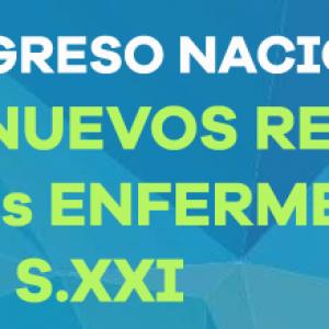 Pacientes en el Congreso Los Nuevos Retos de las Enfermeras S. XXI.