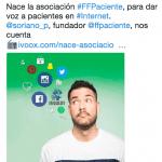 #FFPaciente en la emisora cultural de Canarias.