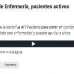 #FFPaciente en el programa onda regional de Murcia.