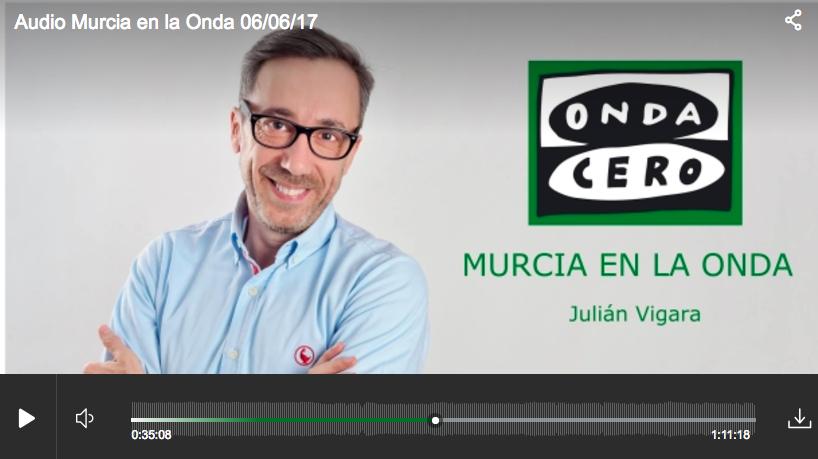 FFPaciente en Murcia en la Onda