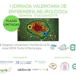 Pacientes en la I Jornada Valenciana de Enfermería Neurológica.