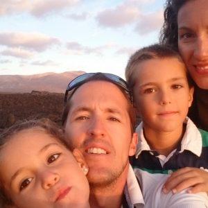 Daniel de Vicente, paciente con déficit de esfingomielinasa ácida, en #FFPaciente.