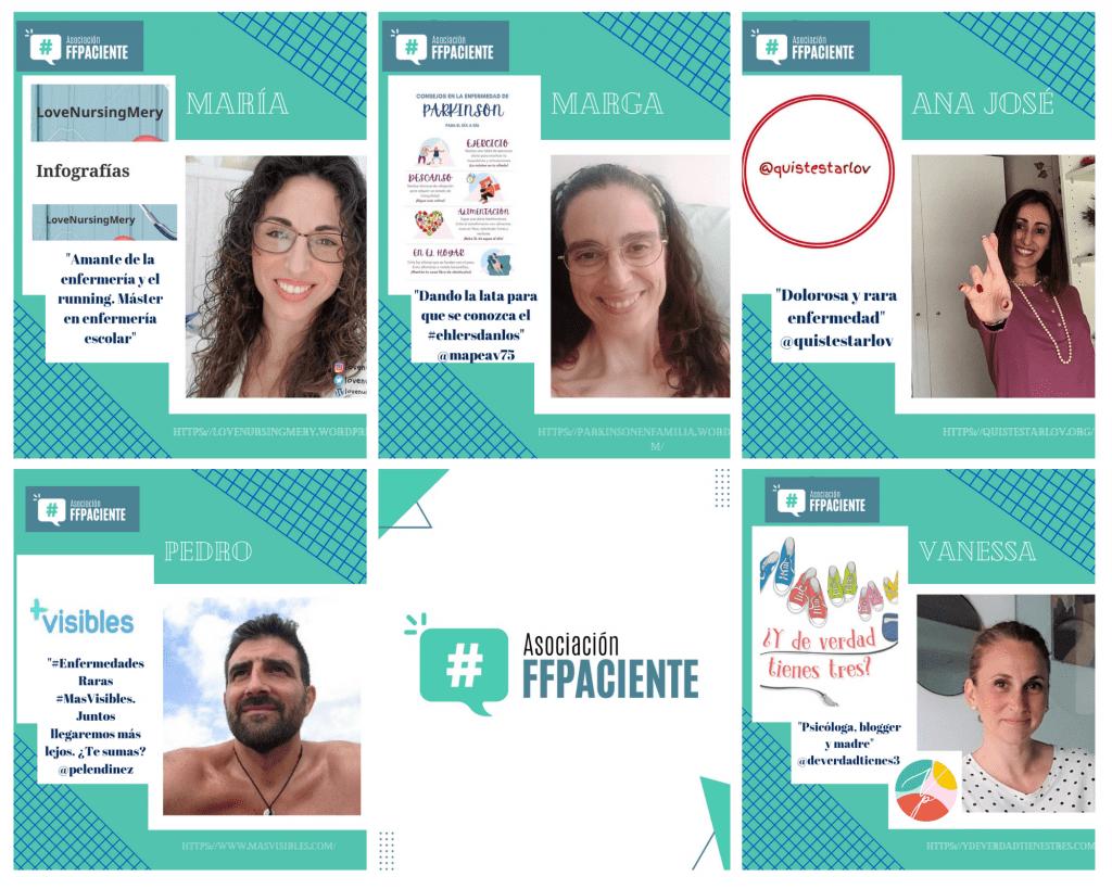 blogs de pacientes en FFPaciente